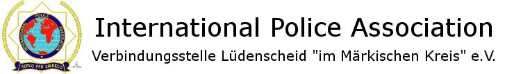 """International Police Association Verbindungsstelle Lüdenscheid """"im Märkischen Kreis"""" e.V."""